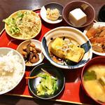 豆腐料理 双葉 - ランチですヾ(≧∇≦*)/