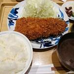 64113243 - 上ロースかつ定食(17-03)