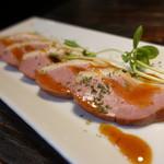 肉バルキッチン - ☆美味しそうな鴨ロースハム☆