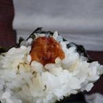 サンドショップシバタ - ピリ辛唐揚げ(150円)