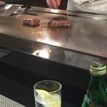 マースガーデンウッド御殿場 - 料理写真:鉄板焼