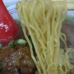 赤春園 - 麺