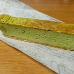 加藤牧場 Baffi - スティックチーズケーキ 狭山抹茶