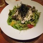 欧風食堂 Tout Va Bien - サラダ