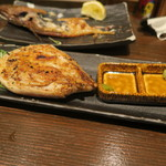 白銀屋 - 大山鶏たたきステーキ