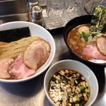 ボニートスープヌードルライク - 鰹×鶏 RAIK つけ麺&鰹×豚 RAIK らー麺
