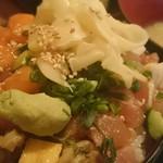 上野 寄せ家 - 海鮮丼