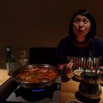 64122669 - 渡り蟹と5種海鮮の辛味鍋(ケジャンヘムルタン)