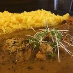 マハカラ・カレー - プレーンカレー+国産鶏肉