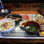 豊蔵 - 料理写真:この日の日替わりランチ