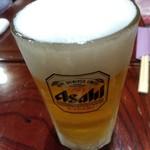 Torishou - 【2017.3.18(土)】生ビール680円