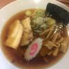 ラーメン大皇 - 料理写真:醤油ラーメン
