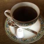 たちばな - ドリンク写真:ブレンドコーヒー=350円