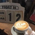 484cafe - Caffee Latte
