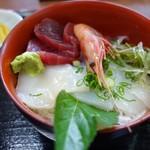 磯料理 大西 - ミックス丼