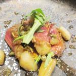 64129573 - 愛媛県産 みかん猪のロース肉のロースト
