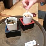 ふぐよし 総本店 - 「ひれ酒」680円