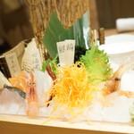 北海道魚鮮水産 - 5点盛り