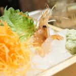 北海道魚鮮水産 - 活ボタンエビ