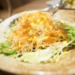 北海道魚鮮水産 - ツマサラダ