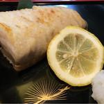 魚志 - ギンボの焼き魚