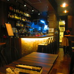 Dining Bar Sawa - 店内