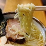 麺屋才蔵 - リフト