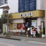 菊寿司 - お店