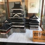 64135150 - 砂糖細工の松本城