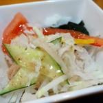 中国厨房 YUAN - サラダ(サービスディナーコース)