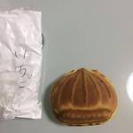 けんけん山 - いちご餡 期間限定の新メニュー 税込100円  形はみんな一緒です!