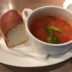 64138623 - 日替わりスープとパン
