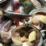 北のランプ亭 - 海鮮もり