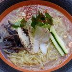 麺処 彩 - 鯛らーめん(塩) ¥850