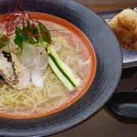 麺処 彩 - 鯛らーめんセット ¥1,200