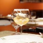ル・ジャルダン・デ・サヴール - ミカンの花のはちみつ風味牛乳アイス