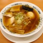 64141390 - ラーメン390円+煮玉子50円