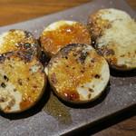 やきとん ざぶ - 長芋チーズ