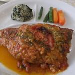 64142399 - 赤魚のオーブン焼き