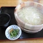 極麺あたけ - 料理写真:たらいうどん