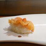 鮨 仙一 - 閖上の赤貝