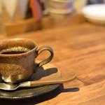 目黒FLAT - 食後はコーヒーで
