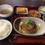 ツクッタ - 今日のお昼ごはん 1,100円