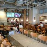 the 3rd Burger - the 3rd Burger 青山骨董通り店 広くて開放的な店内
