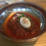 カンホドンチキン678 - ビビン冷麺