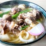 讃州讃岐屋 - 美味しい肉うどんでした。