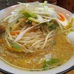 麺屋えびす - 野菜味噌ラーメン