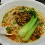 64151219 - 汁あり坦坦麺