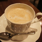 カフェレストランリップル - カフェオレ