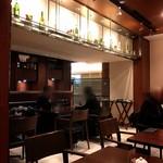 カフェレストランリップル - 落ち着いた雰囲気の店内
